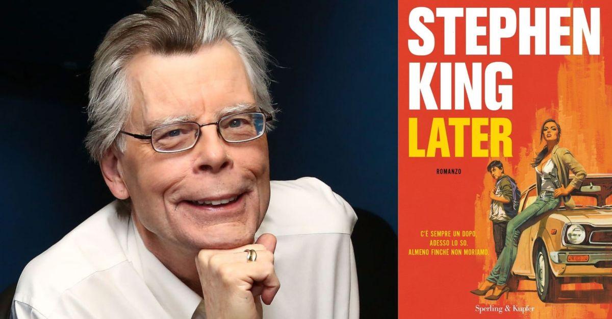 La recensione di Later, l'ultimo romanzo di Stephen King